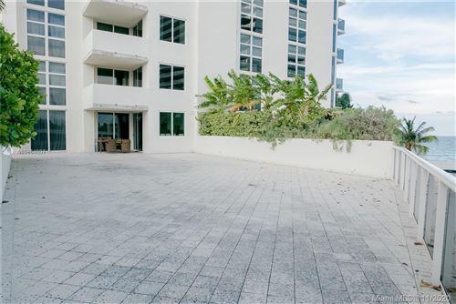 Photo of 19111 Collins avenue #107, Sunny Isles Beach, FL 33160 (MLS # A10864007)