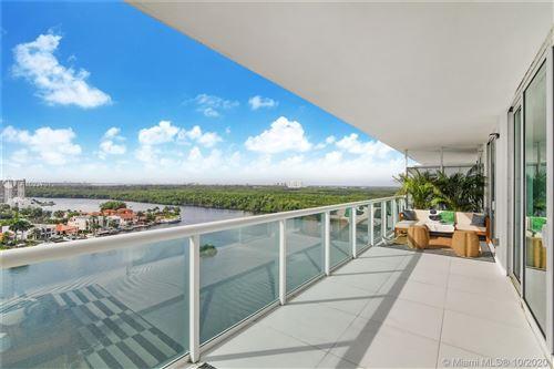 Photo of 400 Sunny Isles Blvd #1520, Sunny Isles Beach, FL 33160 (MLS # A10937012)