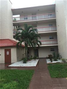 Photo of 9461 EVERGREEN PL #107, Davie, FL 33324 (MLS # H10551020)