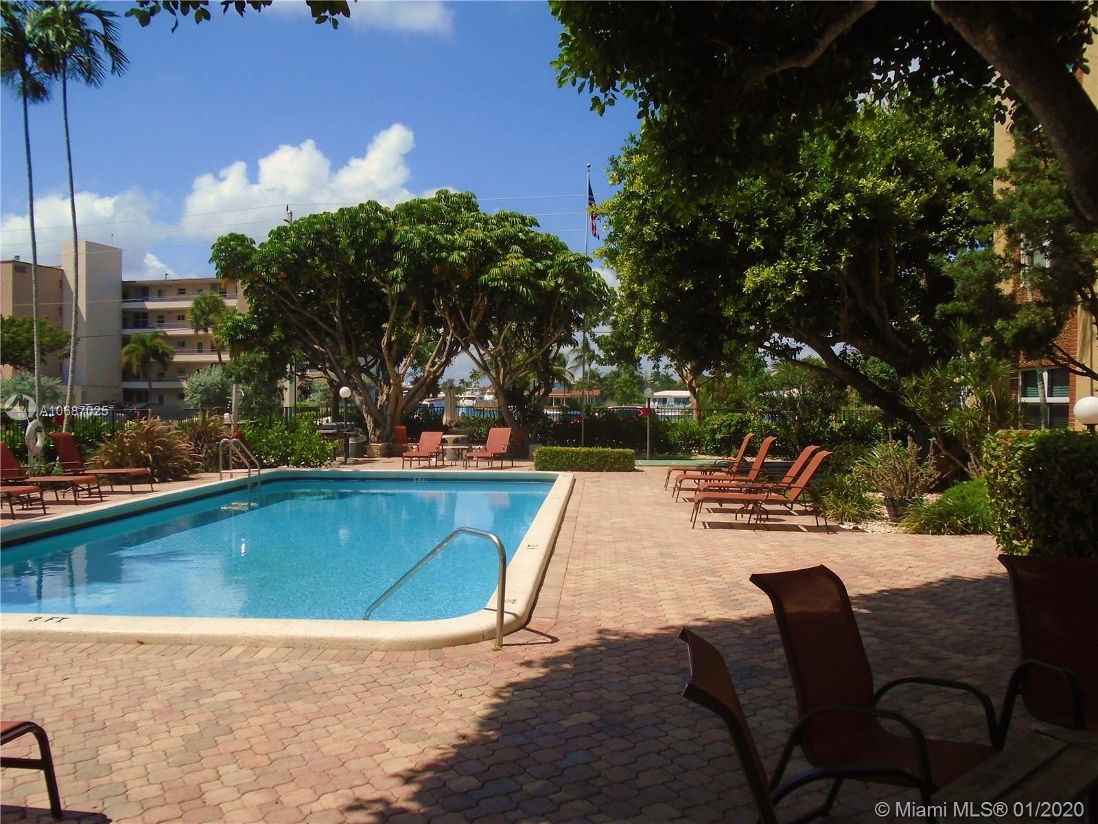 400 N Riverside Dr #202, Pompano Beach, FL 33062 - MLS#: A10687025