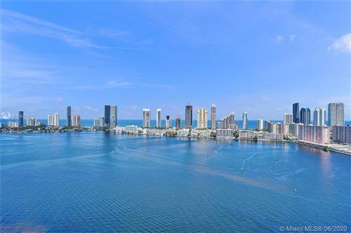 Photo of 3000 Island Blvd #3003, Aventura, FL 33160 (MLS # A10874032)