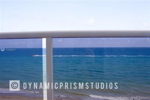 Photo of 3725 S Ocean Dr #601, Hollywood, FL 33019 (MLS # A10866037)