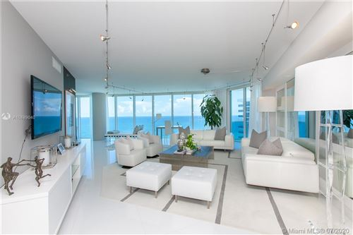 Photo of 2711 S Ocean Dr #1505, Hollywood, FL 33019 (MLS # A10889040)