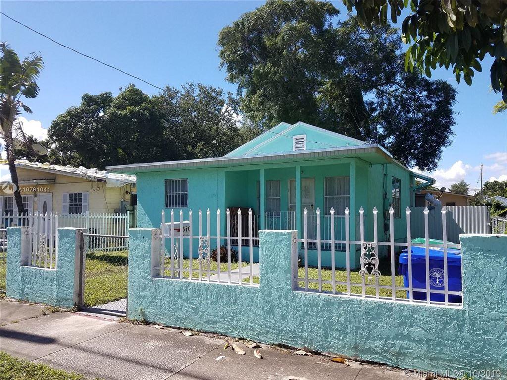 6810 NW 5th Pl, Miami, FL 33150 - MLS#: A10761041