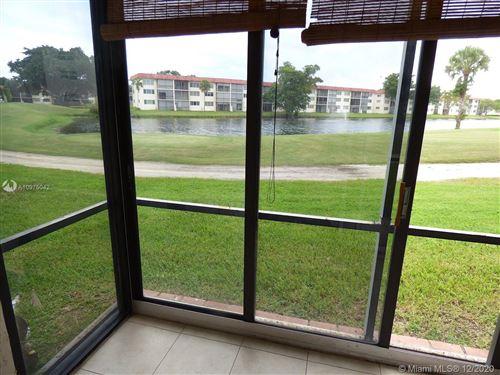 Photo of 311 S Hollybrook Drive #108, Pembroke Pines, FL 33025 (MLS # A10975042)