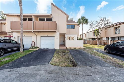 Photo of 847 NW 81st Ter #1, Plantation, FL 33324 (MLS # A10889052)