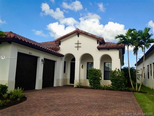 Photo of 2835 NW 84th Ter #2835, Cooper City, FL 33024 (MLS # A10784055)
