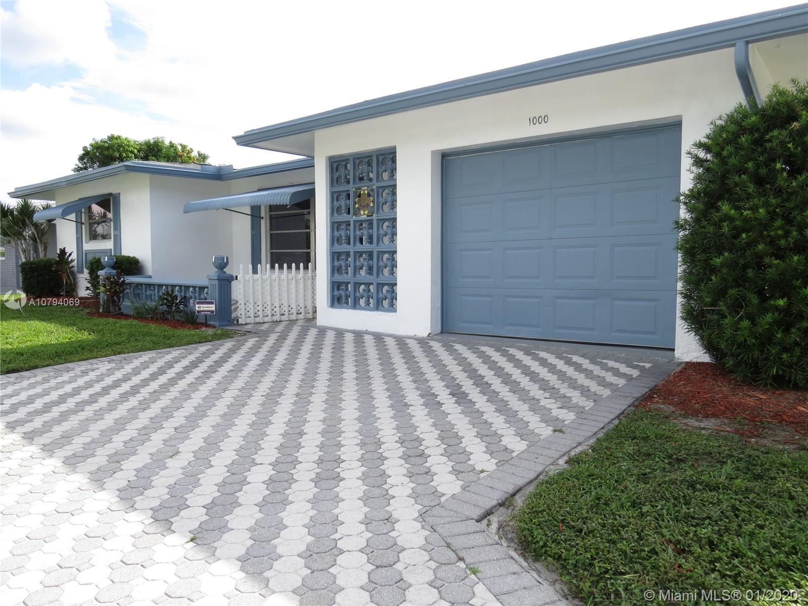 1000 NW 68th Ter, Margate, FL 33063 - MLS#: A10794069