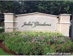 6948 Julia Gardens Dr #4, Coconut Creek, FL 33073 - MLS#: A10765079