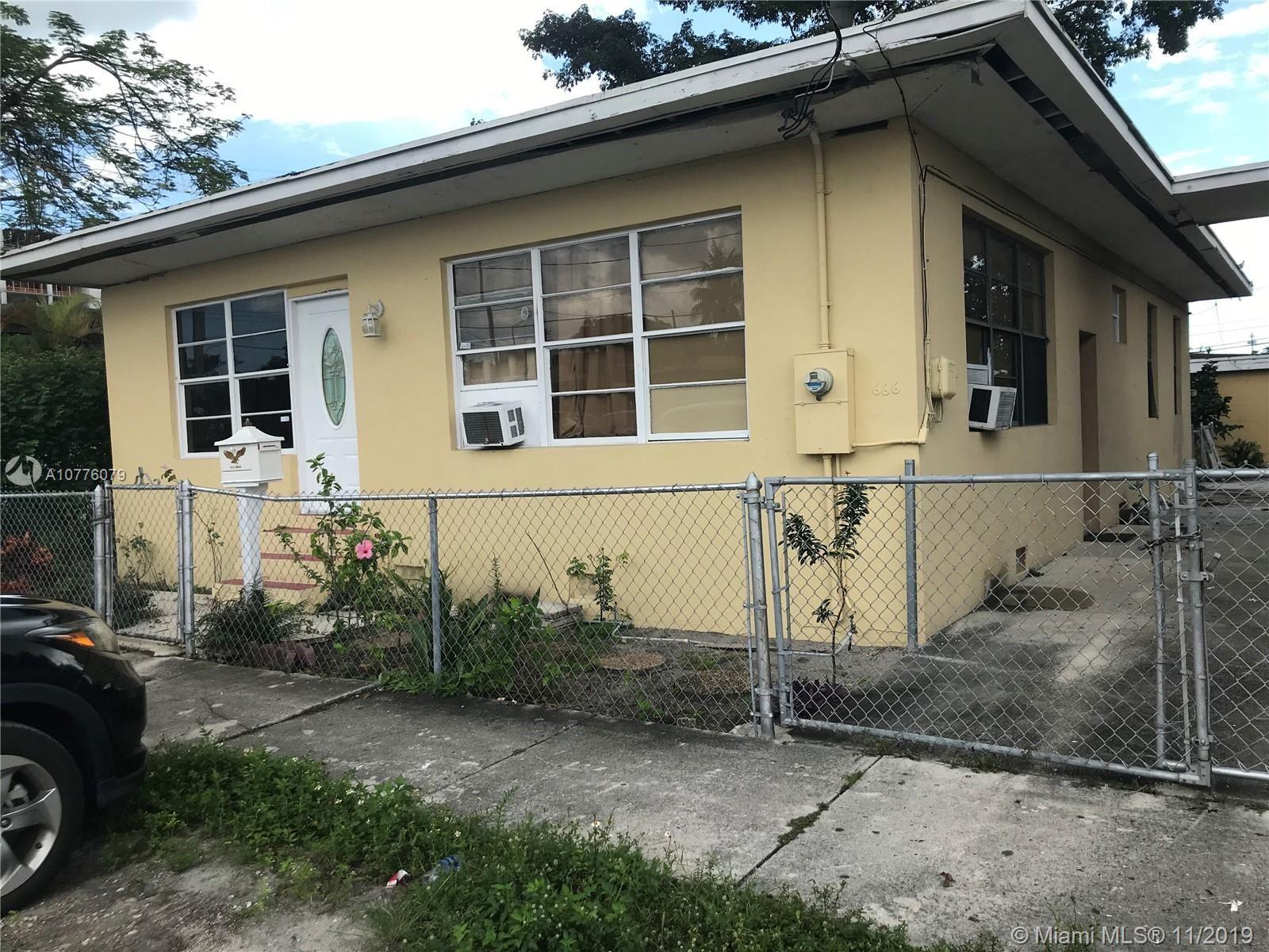 666 NW 28 St, Miami, FL 33127 - MLS#: A10776079