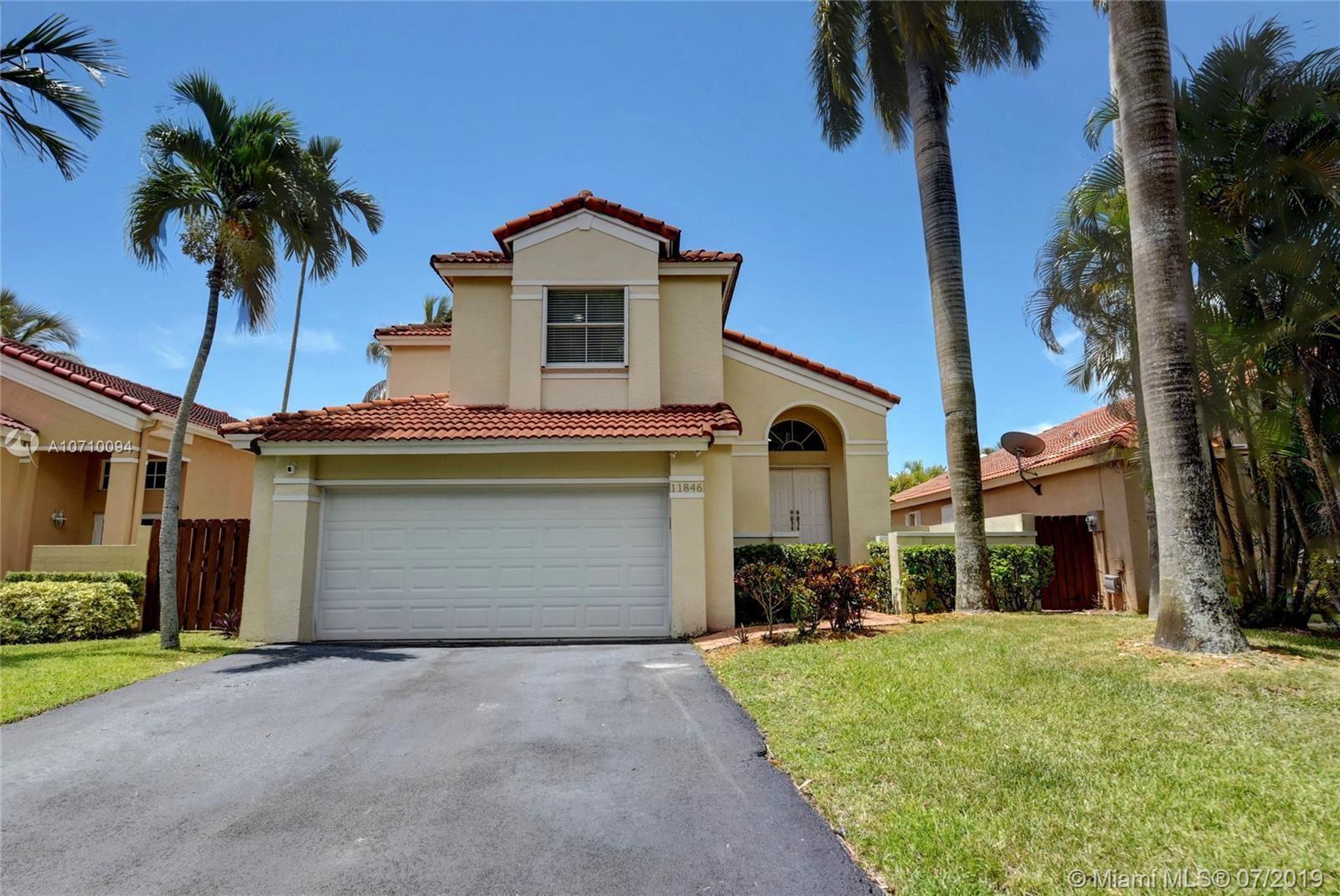 11846 SW 90th Ter, Miami, FL 33186 - MLS#: A10710094
