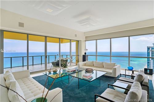 Photo of 17749 Collins Ave #3202, Sunny Isles Beach, FL 33160 (MLS # A10851103)