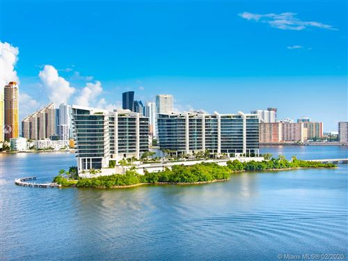 Photo of 5500 Island Estates Dr #505, Aventura, FL 33160 (MLS # A10822112)