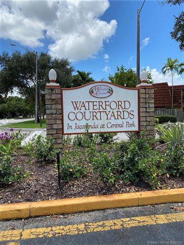 Photo of 9923 NW 6th Pl #9923, Plantation, FL 33324 (MLS # A10905116)
