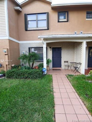 Photo of 10519 NW 6th St #10519, Pembroke Pines, FL 33026 (MLS # A10907118)