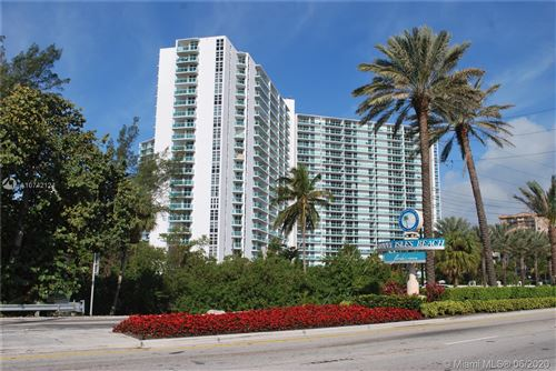 Photo of 100 Bayview Dr #202, Sunny Isles Beach, FL 33160 (MLS # A10742124)