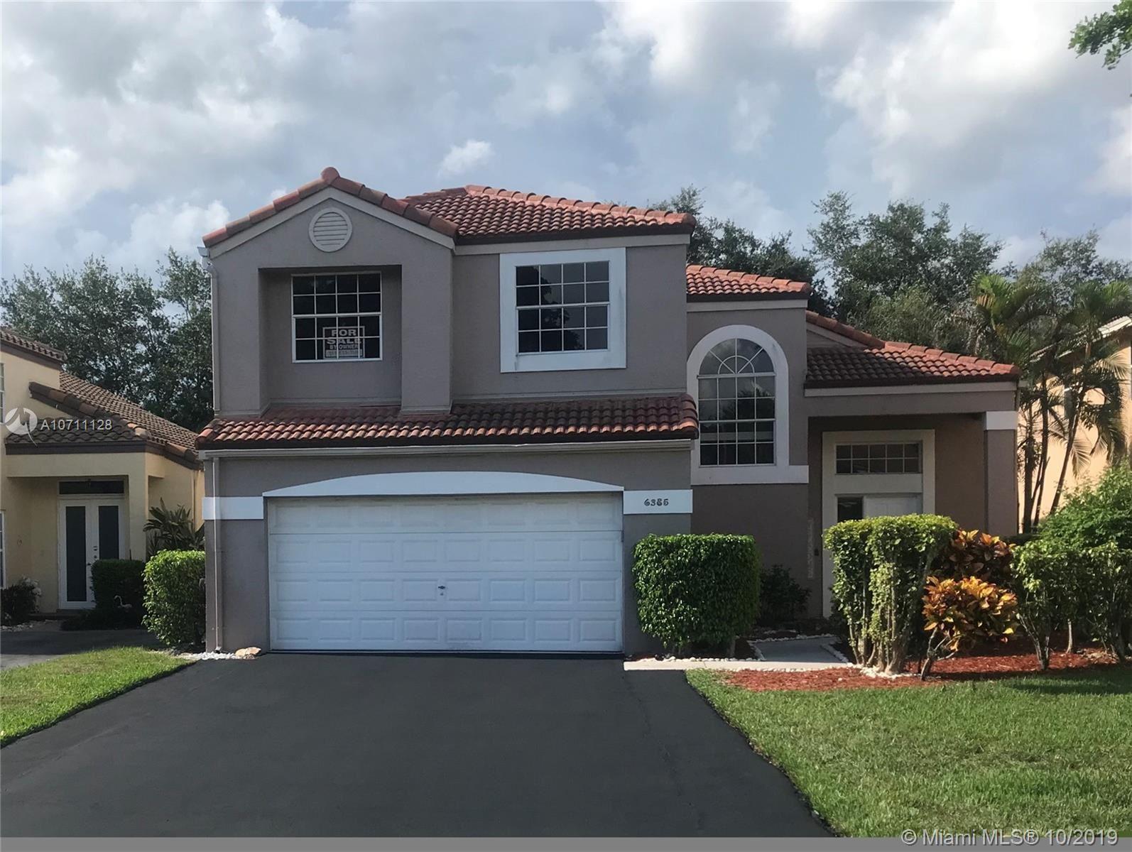 6385 NW 77th Pl, Parkland, FL 33067 - MLS#: A10711128