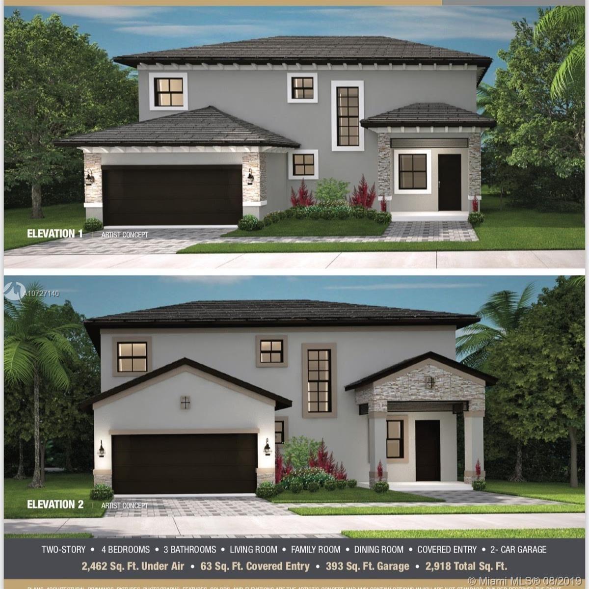 16917 SW 109th Pl, Miami, FL 33157 - MLS#: A10727140