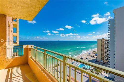Photo of 2080 S Ocean DR #1709, Hallandale, FL 33009 (MLS # A10804153)