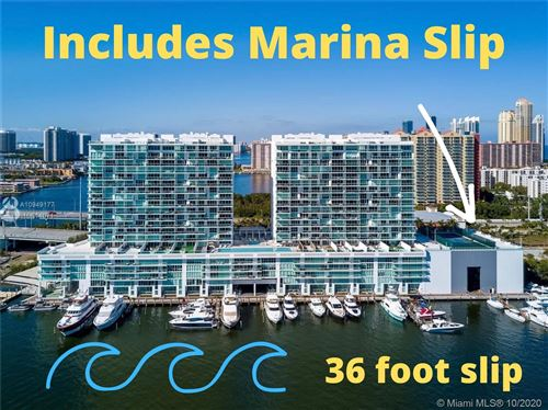 Photo of 400 Sunny Isles Blvd #1704, Sunny Isles Beach, FL 33160 (MLS # A10949177)
