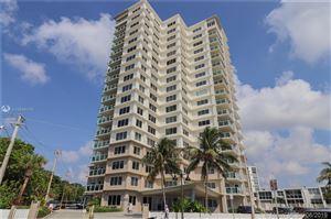 Photo of 1151 N Fort Lauderdale Beach Blvd #11C, Fort Lauderdale, FL 33304 (MLS # A10689179)
