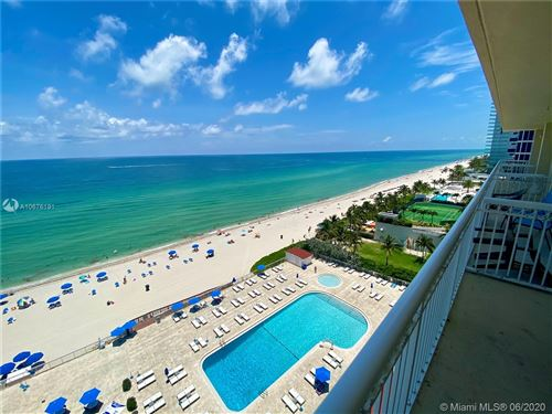 Photo of 19201 Collins Ave #914, Sunny Isles Beach, FL 33160 (MLS # A10676191)