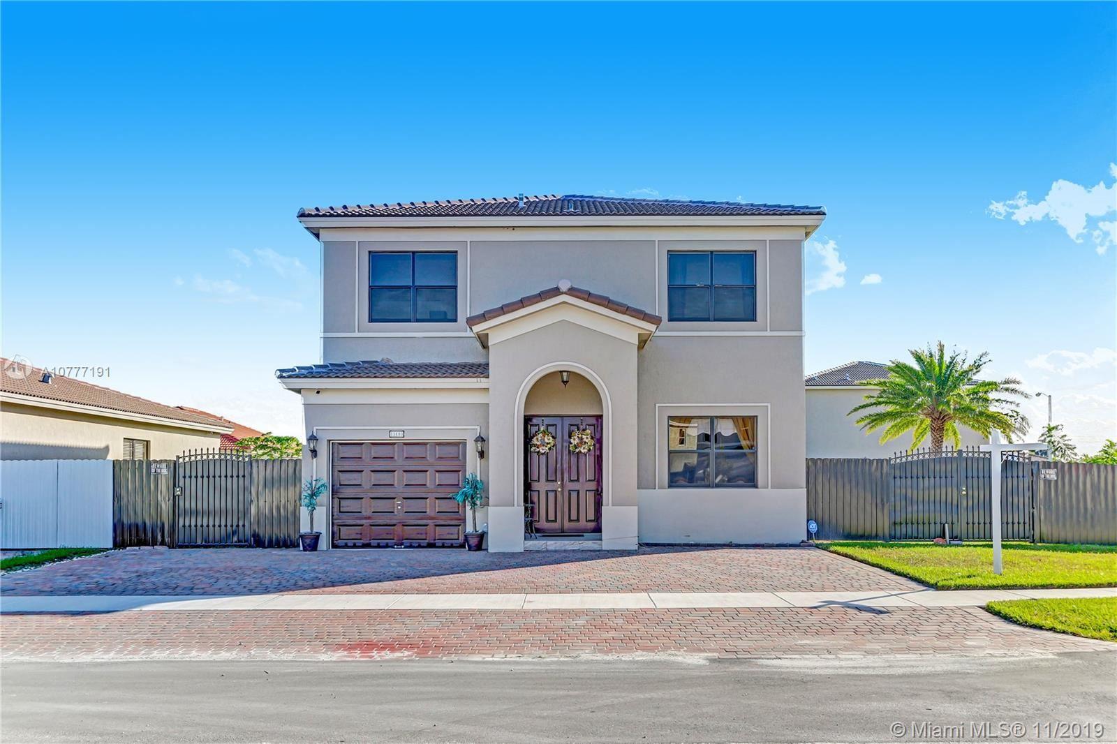 13480 SW 276th St, Homestead, FL 33032 - MLS#: A10777191