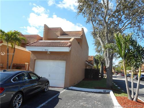Photo of 1601 SW 120th Ave #1601, Pembroke Pines, FL 33025 (MLS # A10976226)