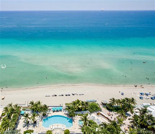 Photo of 3535 S Ocean Dr #2105, Hollywood, FL 33019 (MLS # A10743228)