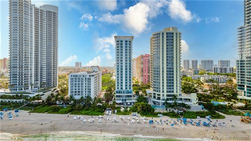 Photo of 17315 Collins Ave #709, Sunny Isles Beach, FL 33160 (MLS # A10948231)