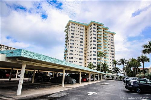 Photo of 6000 N Ocean Blvd #7E, Lauderdale By The Sea, FL 33308 (MLS # A10801243)