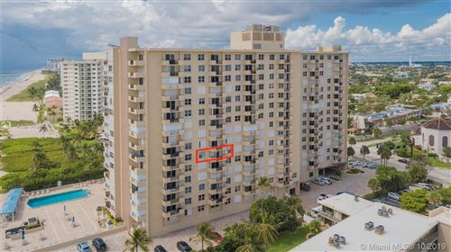 Photo of 2000 S Ocean Blvd #6C, Lauderdale By The Sea, FL 33062 (MLS # A10750244)