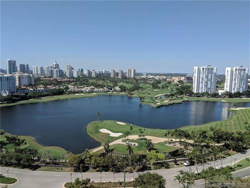 Photo of 3701 N Country Club Dr #2104, Aventura, FL 33180 (MLS # A10866245)
