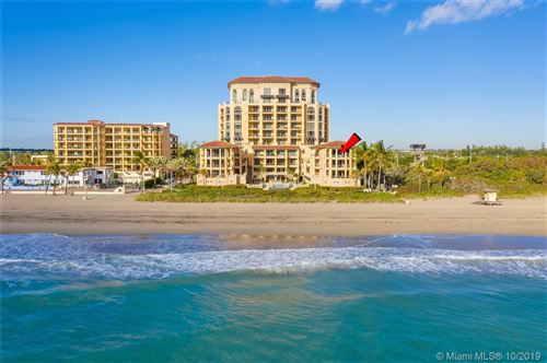 Photo of 3501 N Ocean Dr #V15, Hollywood, FL 33019 (MLS # A10752253)