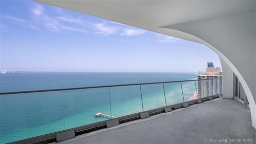 Photo of 16901 Collins Ave #4001, Sunny Isles Beach, FL 33160 (MLS # A10858253)