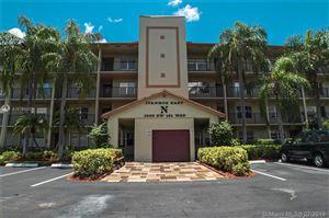 Photo of 1500 SW 131st Way #207N, Pembroke Pines, FL 33027 (MLS # A10706257)