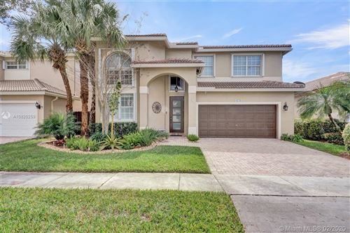 Photo of 16776 NW 12th Ct, Pembroke Pines, FL 33028 (MLS # A10820259)