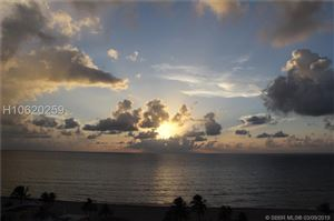 Photo of 1501 S Ocean Dr #803, Hollywood, FL 33019 (MLS # H10620259)