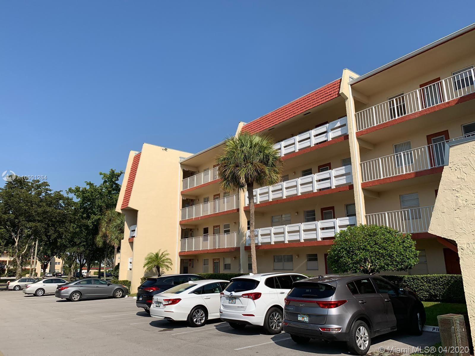 1020 country club drive #106, Margate, FL 33063 - MLS#: A10601264