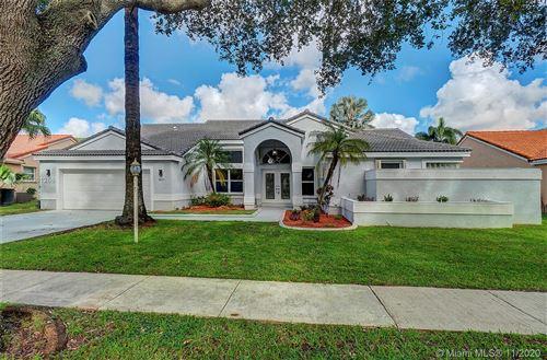 Photo of 3621 Washington Lane, Cooper City, FL 33026 (MLS # A10961266)