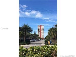 Photo of 3161 S Ocean Dr #1009, Hallandale, FL 33009 (MLS # A10706273)