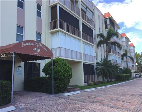 Photo of 4629 Poinciana St #308, Lauderdale By The Sea, FL 33308 (MLS # A10817274)