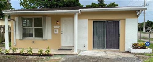 Photo of 2338 Pierce St, Hollywood, FL 33020 (MLS # A10865276)