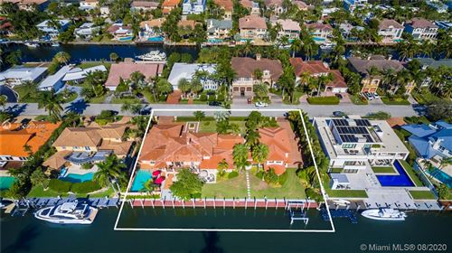 Photo of 14 Pelican Dr, Fort Lauderdale, FL 33301 (MLS # A10905296)