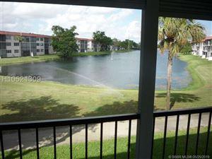 Photo of 411 S Hollybrook Dr #202, Pembroke Pines, FL 33025 (MLS # H10521309)