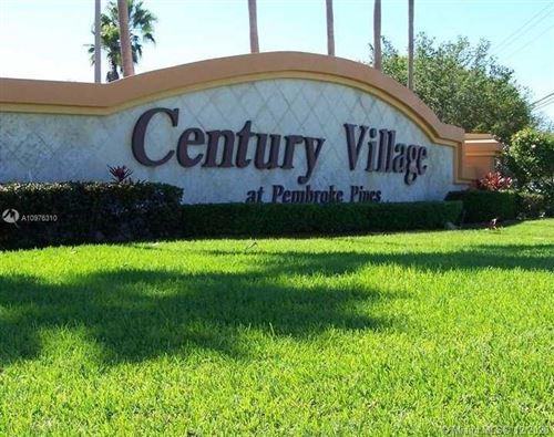 Photo of 150 SW 134th Way #213R, Pembroke Pines, FL 33027 (MLS # A10976310)