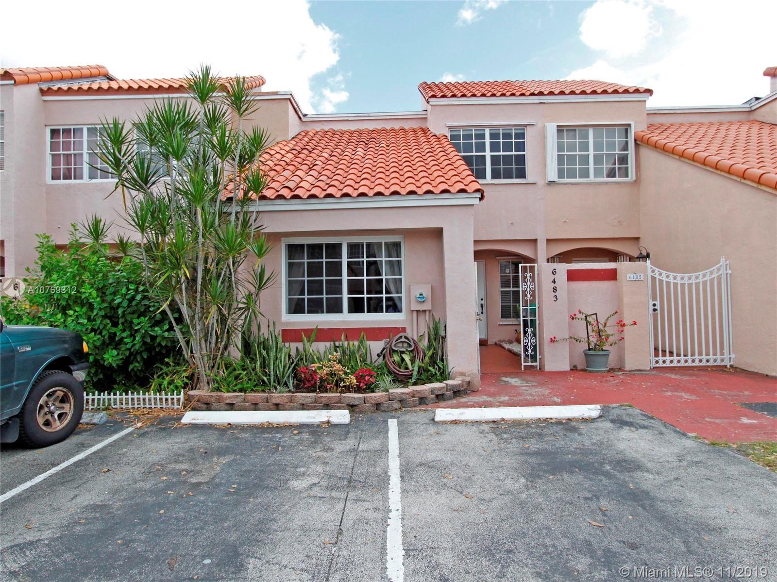 6483 SW 129th Ave, Miami, FL 33183 - MLS#: A10769312
