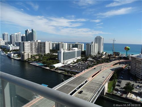 Photo of 2600 E Hallandale Beach Blvd #T2002, Hallandale, FL 33009 (MLS # A10731315)