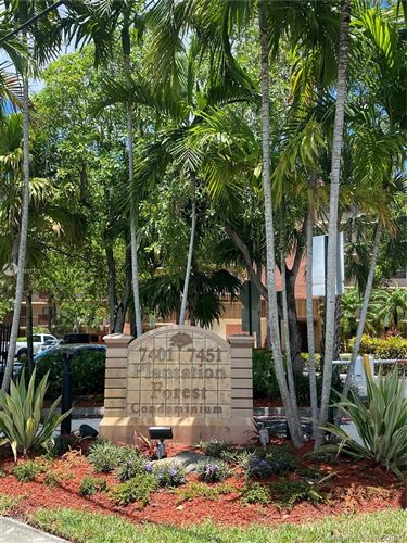Photo of 7401 NW 16th St #101, Plantation, FL 33313 (MLS # A10857325)