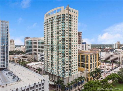 Photo of 350 SE 2nd St #720, Fort Lauderdale, FL 33301 (MLS # A10972327)